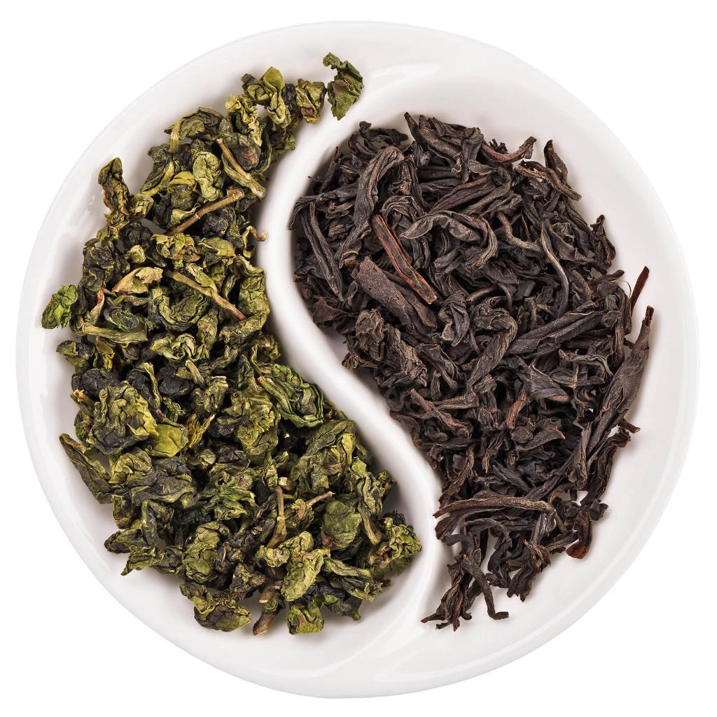 Té verde vs té negro: ¿Cuál es más saludable? – TE a TOPE: El ...