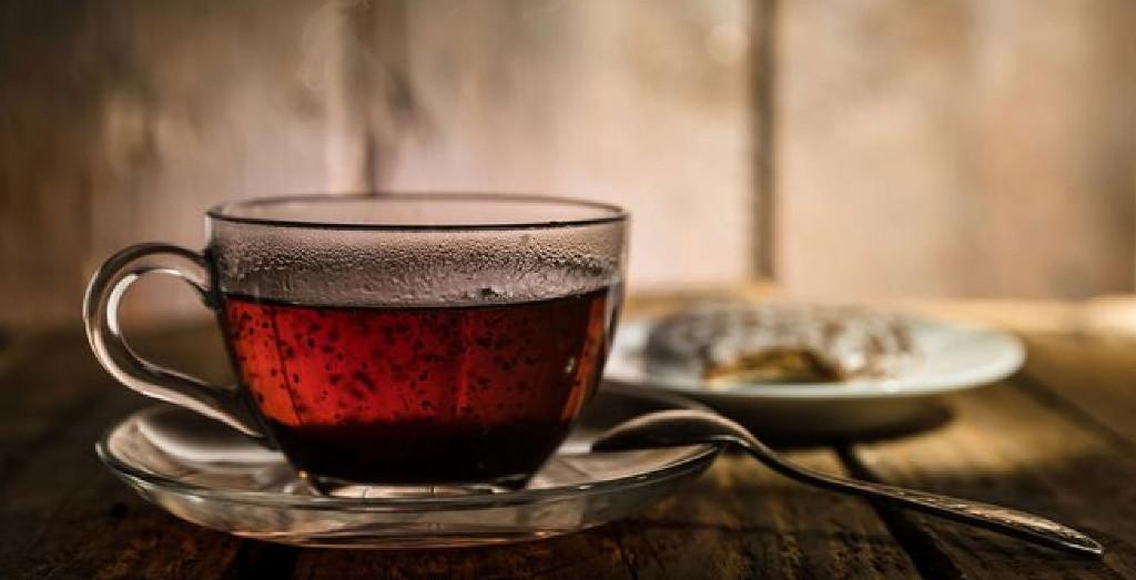 il tè nero è per la dieta